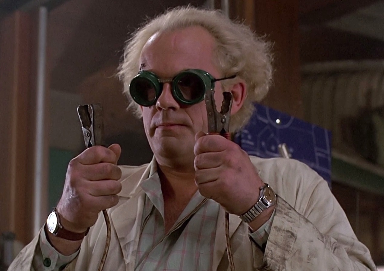 WiFi signal strength of 1.21 Gigawatts???
